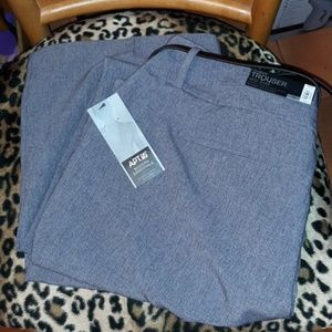 Apt. 9 Womens Modern Essentials Trousers NWT